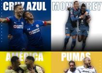 Listas las semifinales del Apertura 2018