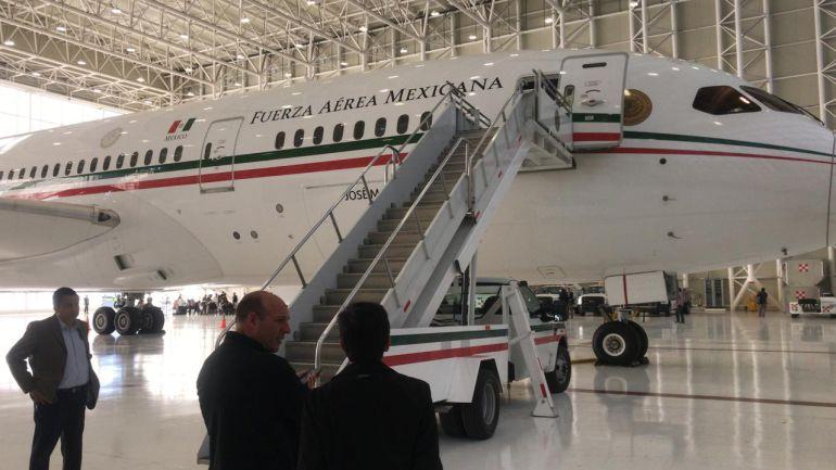 Adiós al avión presidencial