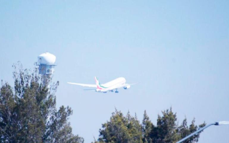 [VIDEO] Avión presidencial despega rumbo a California para ser vendido