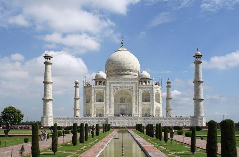 El Taj Mahal en peligro de desaparición