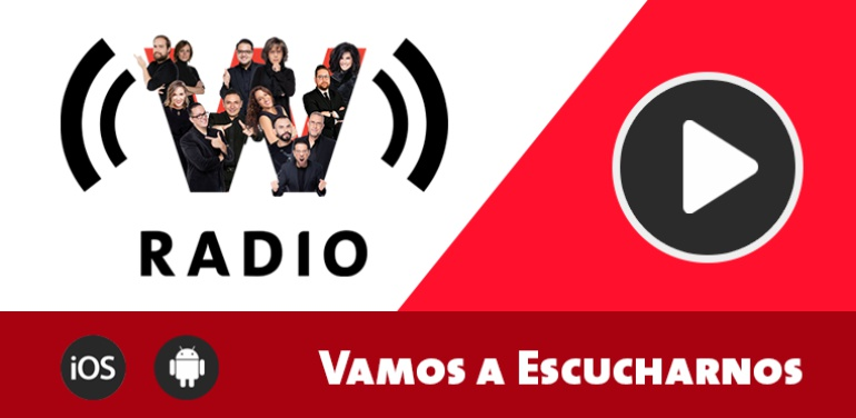Escucha nuestros podcast W Radio