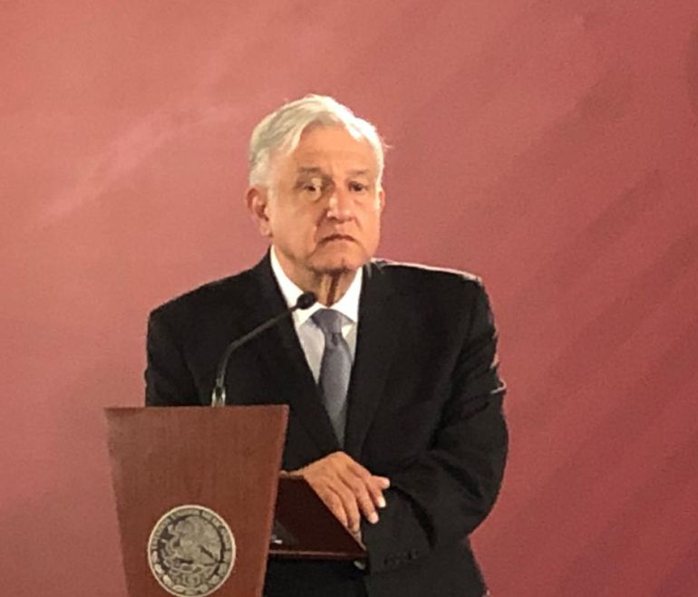 #EnVivo Conferencia matutina del presidente, AMLO