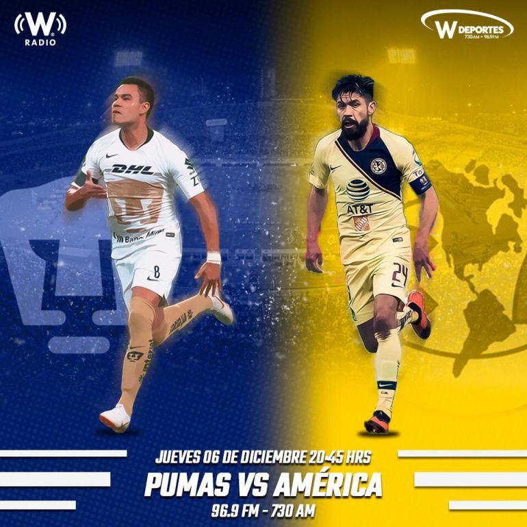 Previa, Pumas vs América, semifinales Clausura 2018, Liga MX, Apertura 2018: Pumas y América abren su batalla