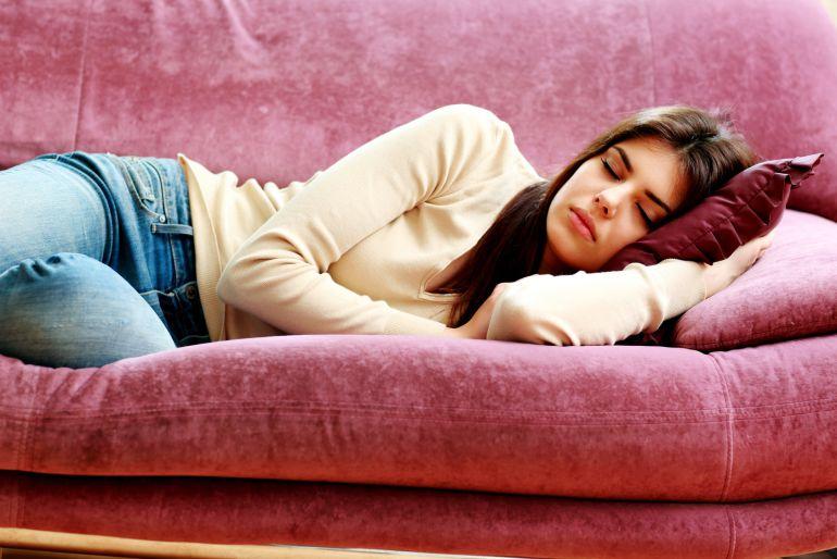Dormir más de lo común es un riesgo de enfermedad