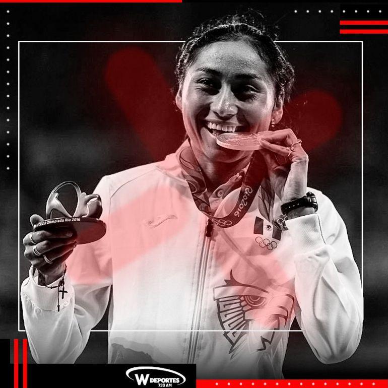 Medallista olímpica da positivo de doping
