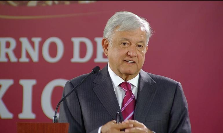 EN VIVO: Conferencia matutina presidente Andrés Manuel López Obrador