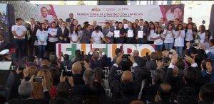 """Inserción social y laboral de jóvenes, objetivo de """"Jóvenes Construyendo el Mundo"""""""