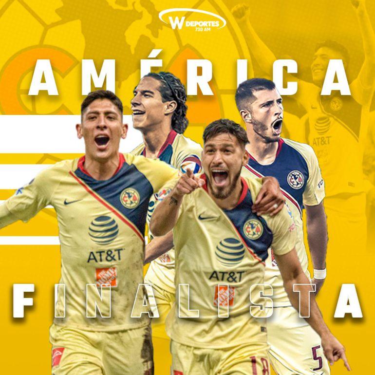 América, Pumas, final, Liga MX: América humilló a los Pumas y es finalista
