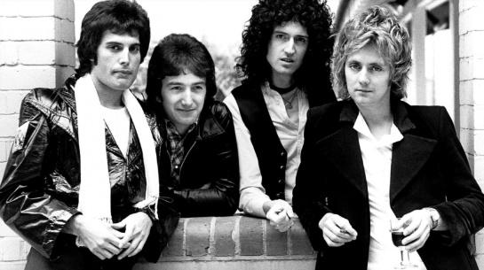 Freddie Mercury, John Deacon, Brian May, Roger Taylor