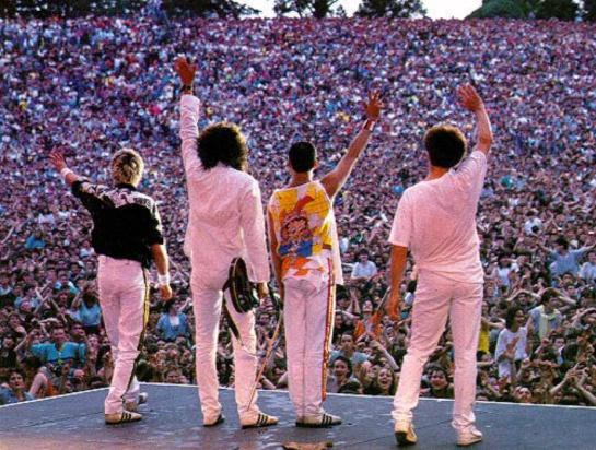 Queen Wembley
