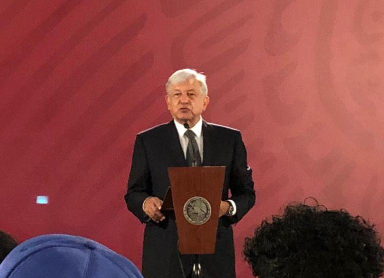 #EnVivo Conferencia matutina del presidente AMLO