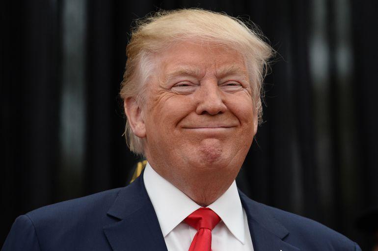 Trump, Pinocho sin fondo
