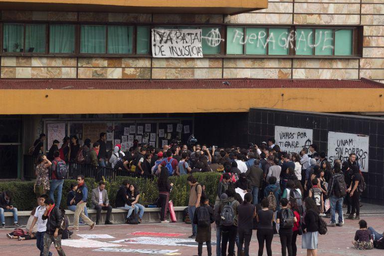 UNAM, violencia: No habrá consignaciones pero sí mesas de trabajo por violencia en la UNAM: Sheinbaum