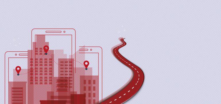 Las apps de transporte meten el acelerador a fondo