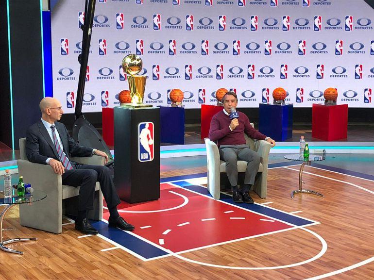 NBA, Televisa: Regresa la NBA a Televisa
