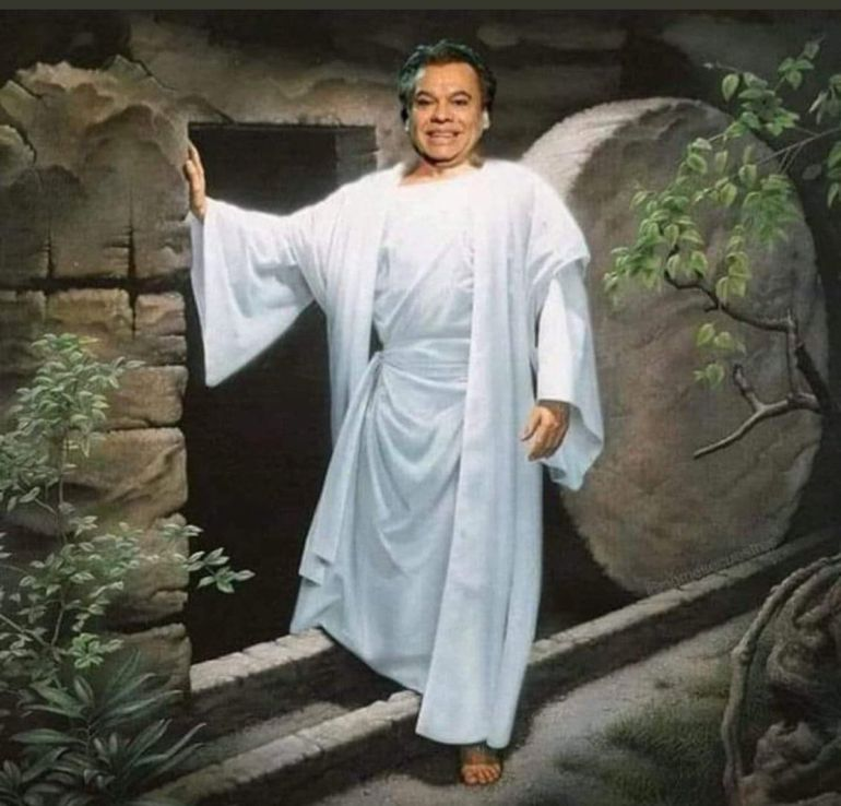 Juan Gabriel no regresa del más allá