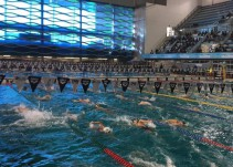 Nadadores sufren intoxicación