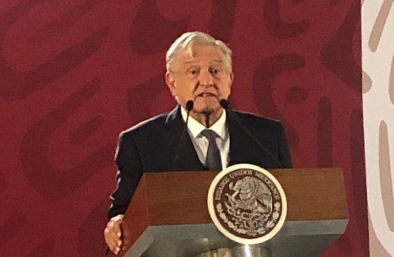 De cabal salud presume López Obrador