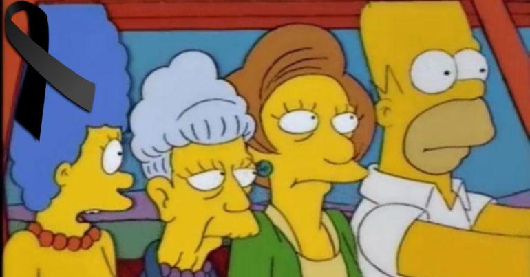 Los Simpson están de luto