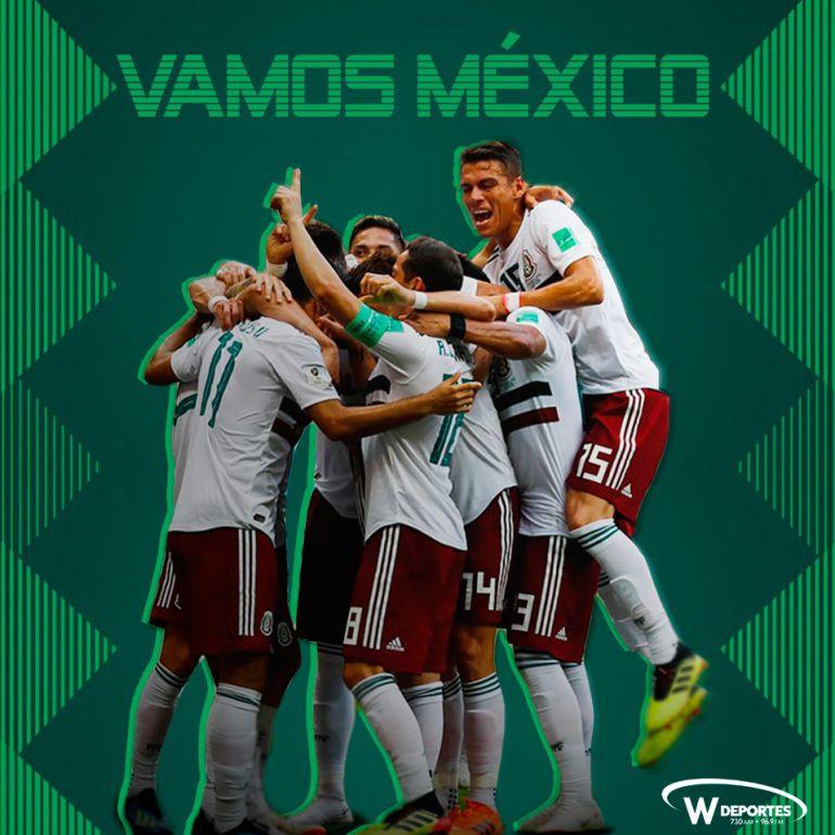 La Selección Mexicana está en la posición 17