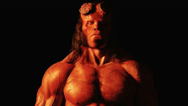 """""""Hellboy"""" adelanta regalo de navidad con el estreno de su nuevo tráiler"""