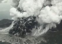 Video del volcán Anak Krakatoa que ocasionó el Tsunami en Indonesia