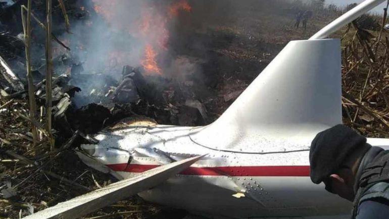 Políticos y funcionarios que han muerto en accidentes aéreos