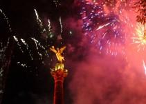 Celebración de Año Nuevo en la CDMX no tendrá juegos artificiales