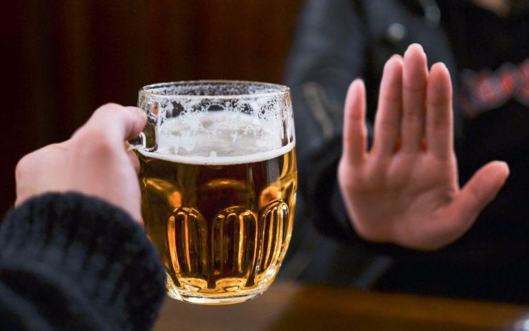 ¿Quien puede más el alcohol o tu fuerza de voluntad?