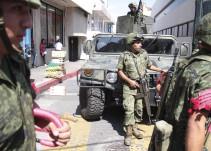 Asume Ejército Mexicano la seguridad en Cuernavaca
