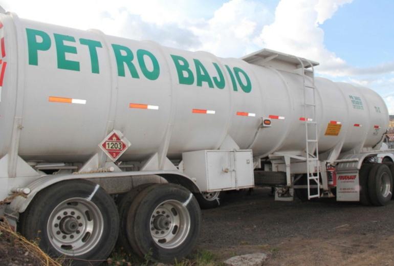 Petrobajío robo de combustibles