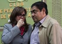 Miguel Barbosa repetirá como candidato en Puebla