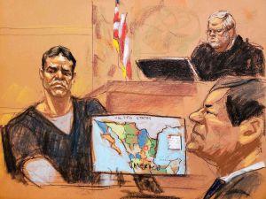 """""""El Vicentillo"""" da testimonio sobre la fuga de """"El Chapo"""" en 2001"""