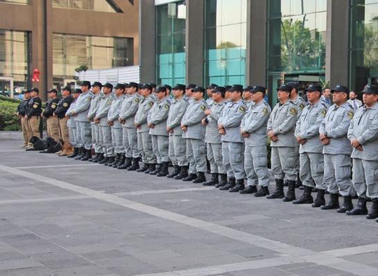 Seguridad en Pemex