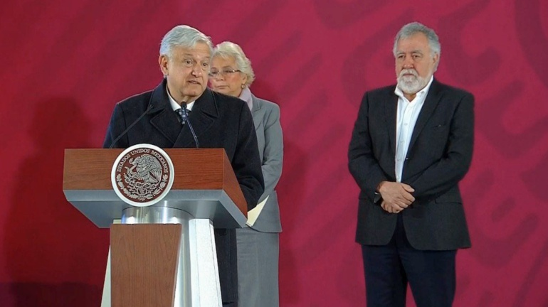 Funcionario de Peña Nieto es investigado por huachicol
