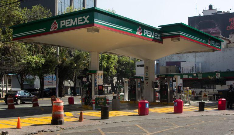 Niega Pemex desabasto de gasolina en CDMX y área metropolitana