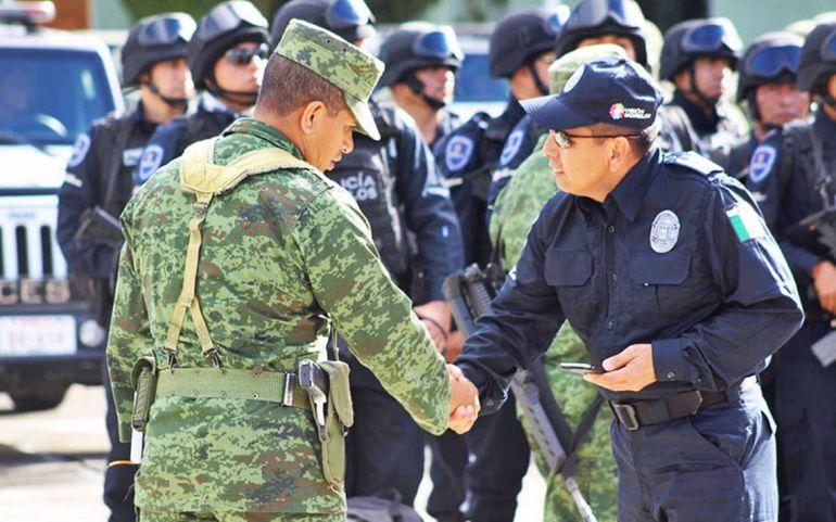 presidentes municipales, Guardia Nacional: Presidentes municipales demandan Guardia Nacional pero sin mando militar