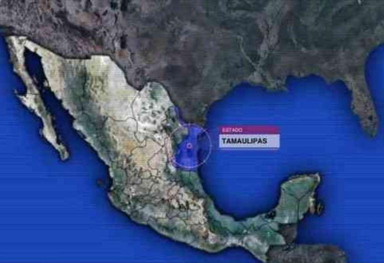 Hallan 21 cuerpos,15 de ellos calcinados en Tamaulipas