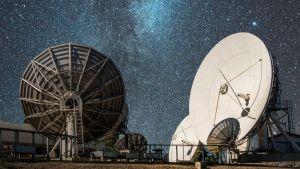 ¿Mensaje interestelar? Captan señales de radio enviadas de una galaxia