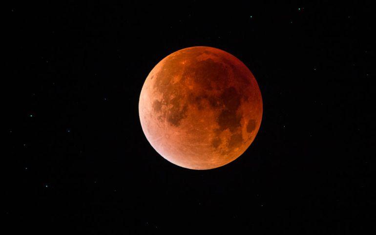 Ya viene el primer eclipse de Luna del 2019