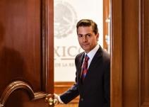Así reapareció Peña Nieto en acto público
