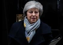 Parlamento británico rechaza acuerdo de Brexit de Theresa May