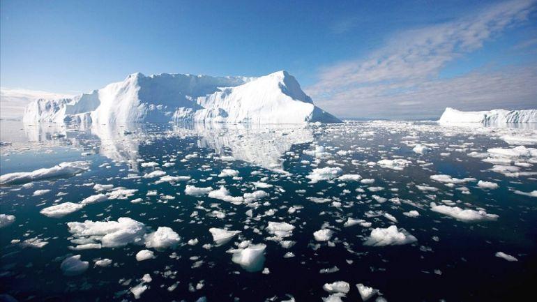Focos rojos en Antártida: así se aceleró el deshielo