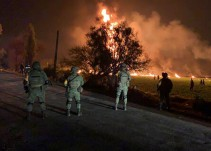 """No vaya a explotar""; así policías intentaron desalojar en Tlahuelilpan"
