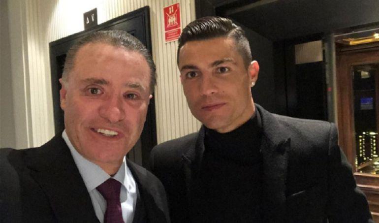 Quirino Ordaz y Ronaldo