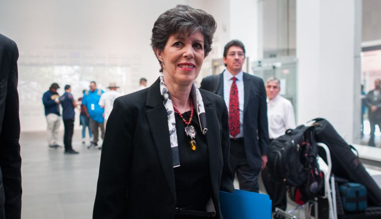 Tribunal Electoral Janine Otálora: Janine Otálora renuncia a la presidencia del TEPJF
