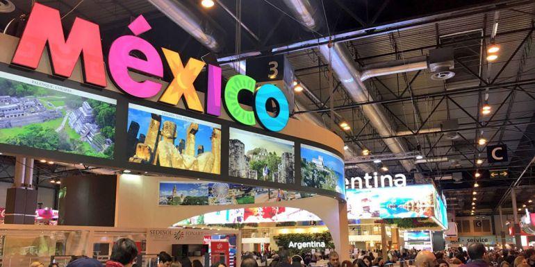 Presume México lo suyo en la FITUR de España