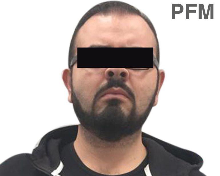 Detienen al hijo del exgobernador Fausto Vallejo