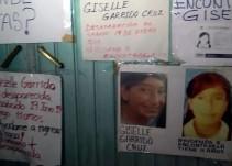 Encuentran cadáver de Giselle en el municipio de Ixtapaluca