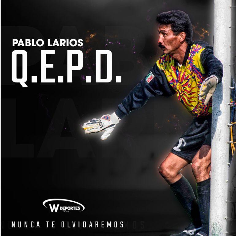 Falleció Pablo Larios